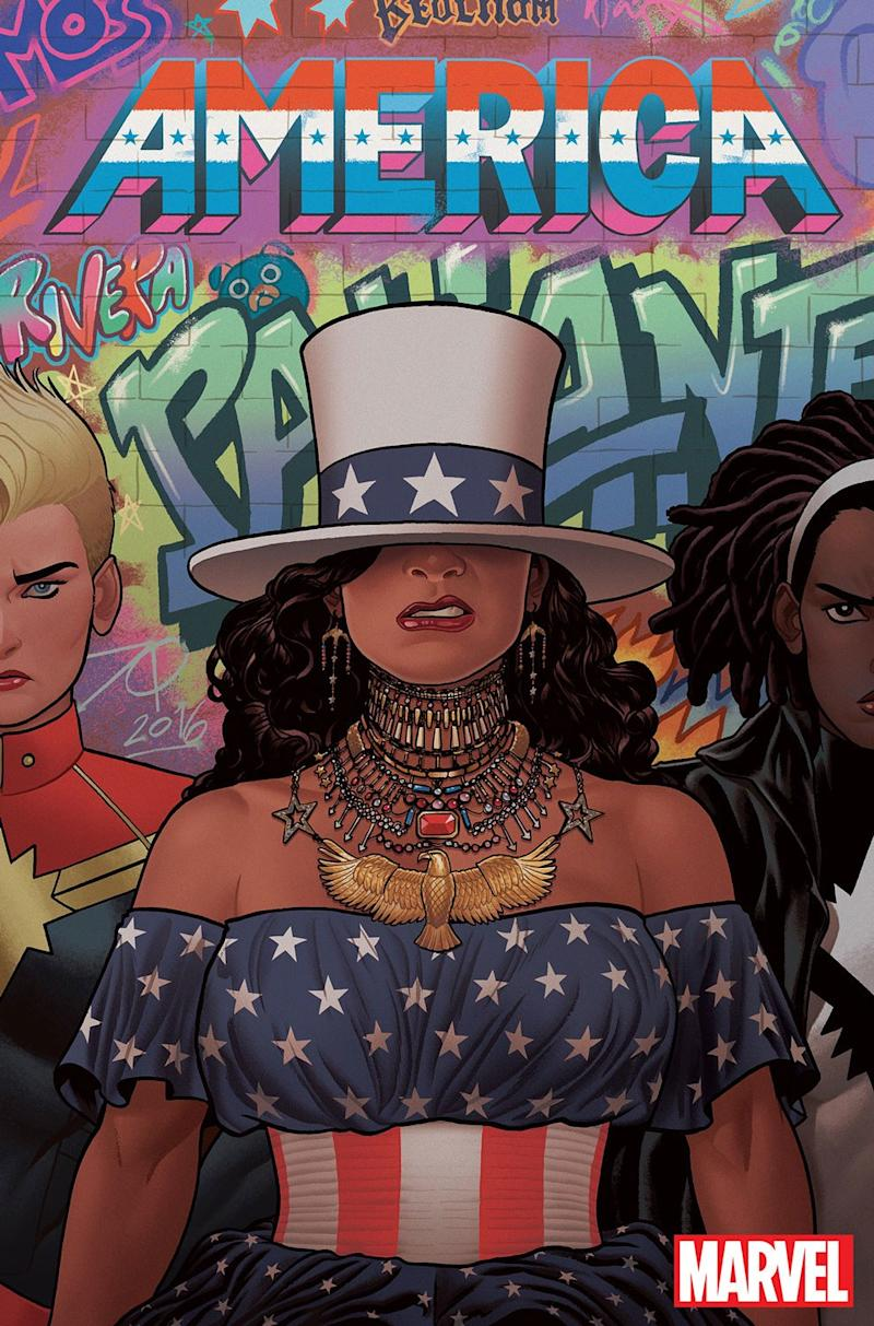 Marvel Is Introducing a Queer Latina Superhero
