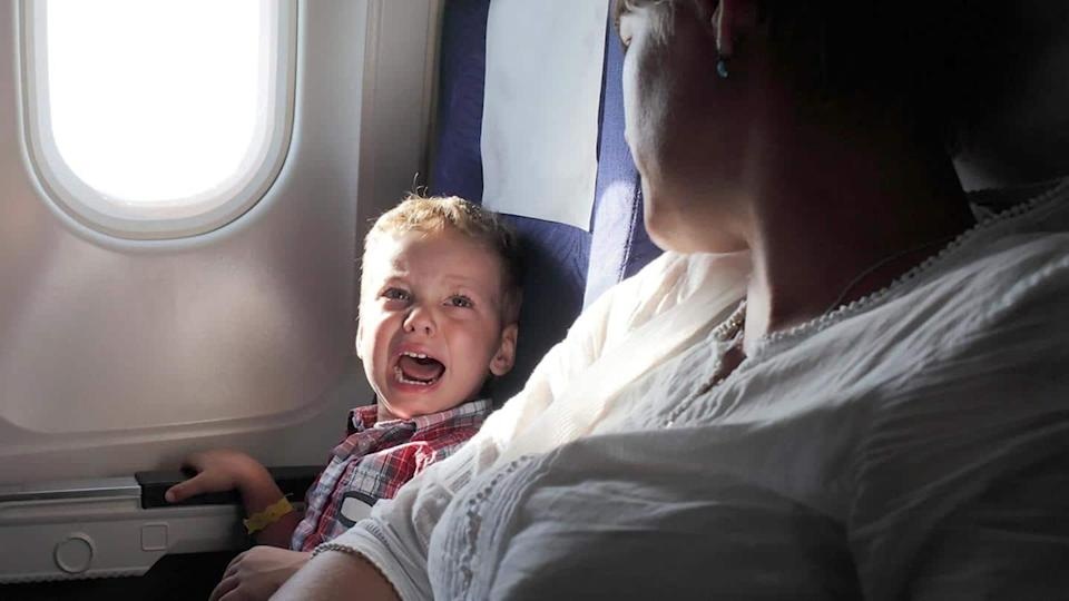 How to make air travel comfortable for your children?