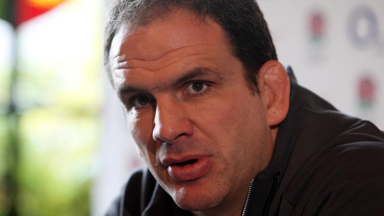 Former coach Martin Johnson has expressed concerns over performance-enhancing drugs in rugby union