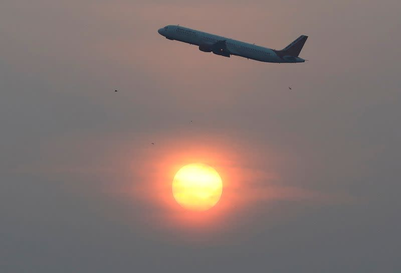 India to allow some domestic flights from May 25 - civil aviation minister