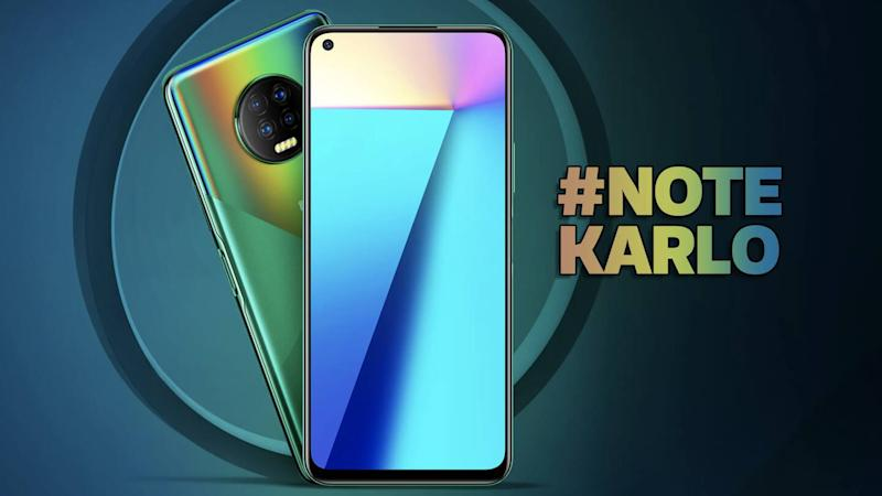 Infinix Note 7 to be launched on September 16