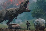 <p>Besides the fact that Chris Pratt and Bryce Dallas Howard are returning alongside their prehistoric co-stars, the thing we're most excited about with the third <em>Jurassic World</em> movie is that many of the<em> Jurassic Park</em> O.G.s—including Sam Neill, Laura Dean, and Jeff Goldblum—are expected to return. The film is currently underway and should land in theaters in the summer of 2021.</p>