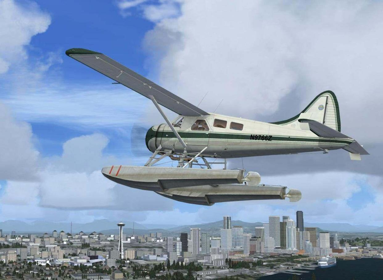 Flight Simulator Returns Next Week, But Not From Microsoft