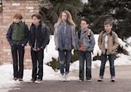 Four brothers deal with school bullies, first loves, and more growing pains in this heartwarming tale about a writer reflecting on his memorable 1986 Christmas. Think <em>A Christmas Story</em>, but without the leg lamp.