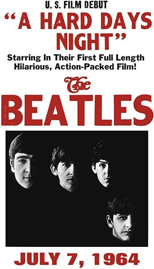 """<p>When you're making a movie starring the world's most popular band, the formula is pretty easy: shut up and play the hits. In less than 90 minutes, Beatles classics from """"Can't Buy Me Love"""" to """"She Loves You"""" to """"I Wanna Be Your Man"""" are reeled off, along with a dozen others. The acting is serviceable, and a sharp, endearingly goofy script make sure that <em>A Hard Day's Night </em>holds up as well as some of the Beatles' great pop hits.</p><p><a class=""""link rapid-noclick-resp"""" href=""""https://www.amazon.com/Hard-Days-Night-John-Lennon/dp/B00KHL1SLM?tag=syn-yahoo-20&ascsubtag=%5Bartid%7C10072.g.27734413%5Bsrc%7Cyahoo-us"""" rel=""""nofollow noopener"""" target=""""_blank"""" data-ylk=""""slk:WATCH NOW"""">WATCH NOW</a></p>"""