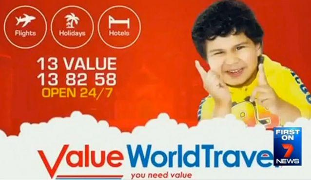 Neni Tiwary and partner Gargi founded Value World Travel and have since been banned from being the company's directors after ripping off thousands of customers. Photo: 7News