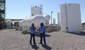 Oberon Fuels is expanding the team at its production facility in Brawley, California, where it produces low carbon dimethyl ether (DME) fuel