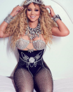 "<p>It's not the first time Mariah Carey has been accused of using Photoshop. And back in August, her six million fans had had enough, as they took to Instagram to encourage the singer to ""embrace herself"".<br><br>The comments came as a consequence to an image she shared from an editorial with <em>Paper</em> magazine where her figure appeares to have been nipped in more at the waist. <em>[Photo: @mariahcarey]</em> </p>"