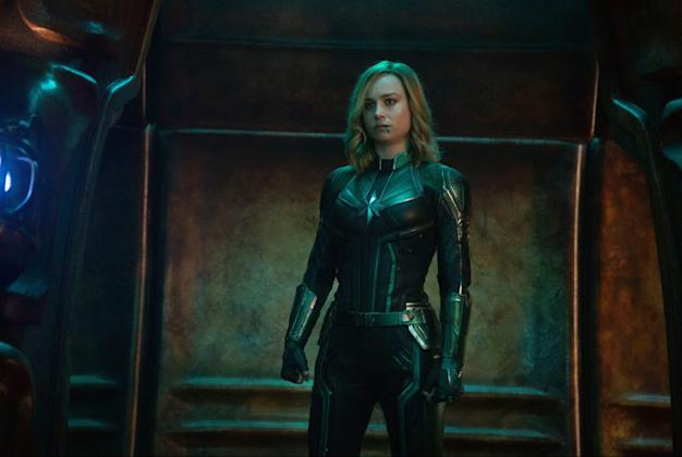 'Captain Marvel' Sequel Officially In Development At Disney's Marvel Studios