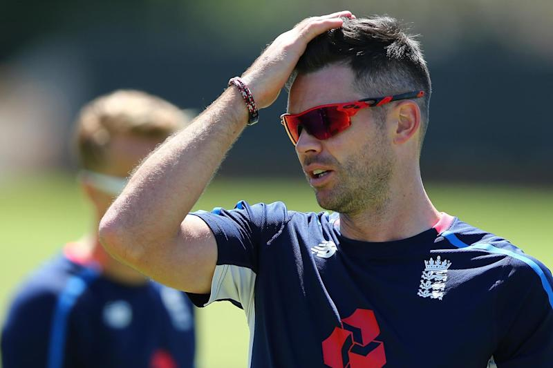 Anderson criticised England's coaches in a newspaper column: Getty Images