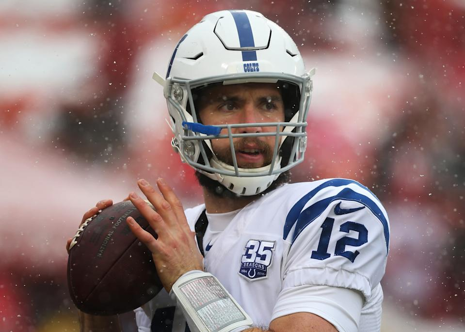 Indianapolis Colts quarterback Andrew Luck announced his retirement on Saturday night after just six seasons in the league.