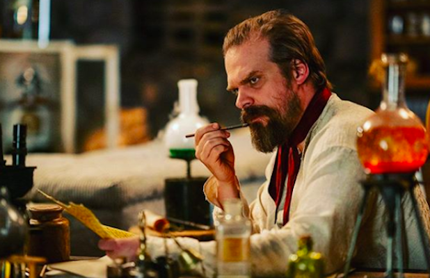 'Frankenstein's Monster's Monster, Frankenstein' Trailer: David Harbour Plays a Very Dramatic Version of His Father (Video)