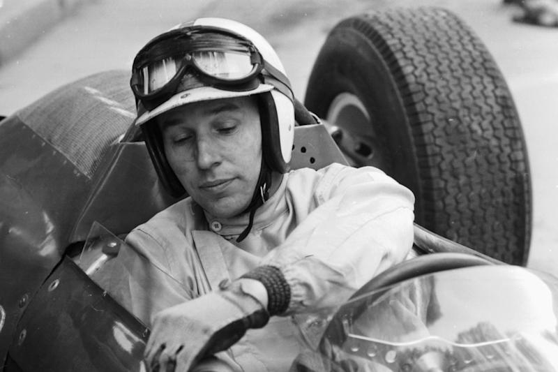 World champion: John Surtees: Getty Images