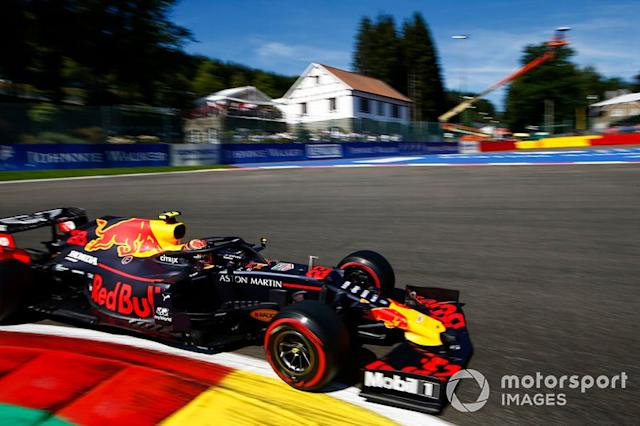 "Alex Albon, Red Bull Racing RB15 <span class=""copyright"">Andy Hone / LAT Images</span>"
