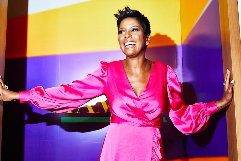 """""""I Wanted to Bet on Myself."""" Tamron Hall Lost One of TV's Best Gigs. Now She's Doing Things Her Way"""