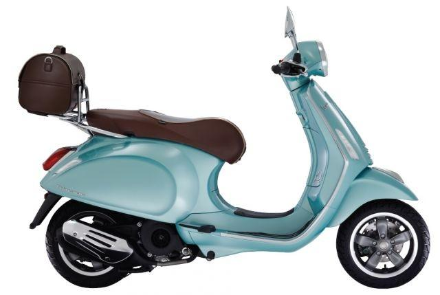 Special-edition models and global events celebrate 70 years of the Vespa