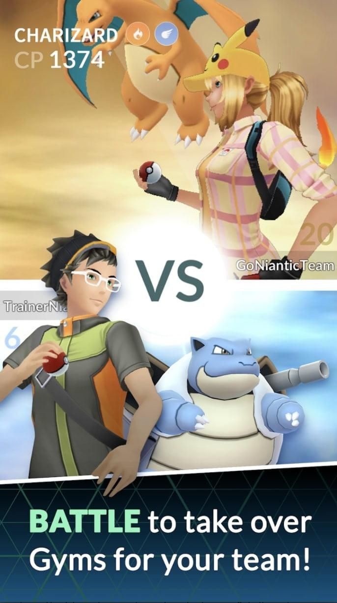 best online multiplayer games for android and ios pokemon go3