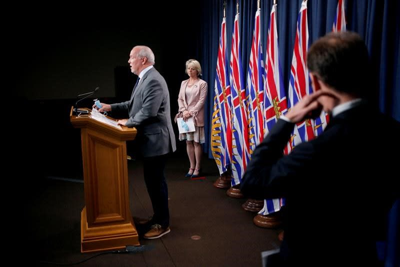 Transport Canada decision on ferry passengers 'unwelcome intrusion': Horgan