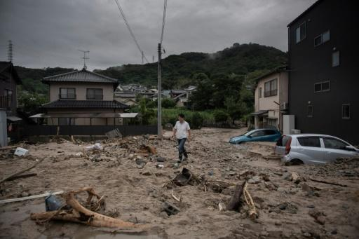 It is Japan's deadliest rain-related disaster in more than three decades