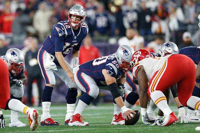 The Kansas City Chiefs will host an AFC Championship Game for the first time in franchise history Sunday, and they'll need to beat the two-time defending conference champion New England Patriots to reach Super Bowl LIII in Atlanta.