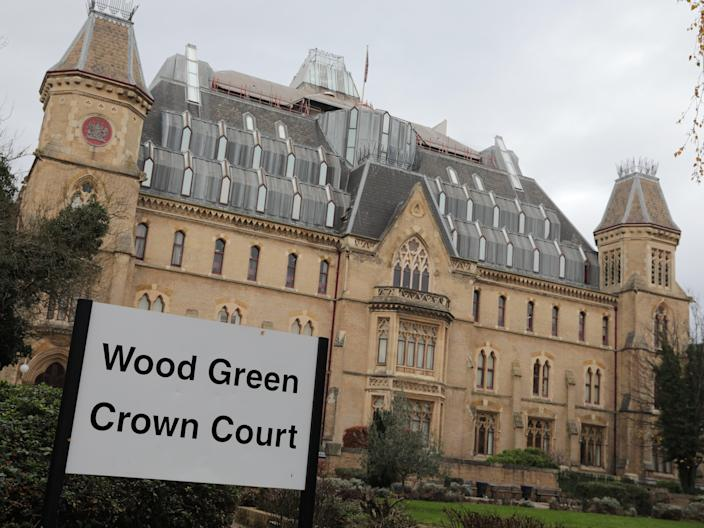 Questions are likely to be asked about the current security at north London's Wood Green Crown Court (PA)