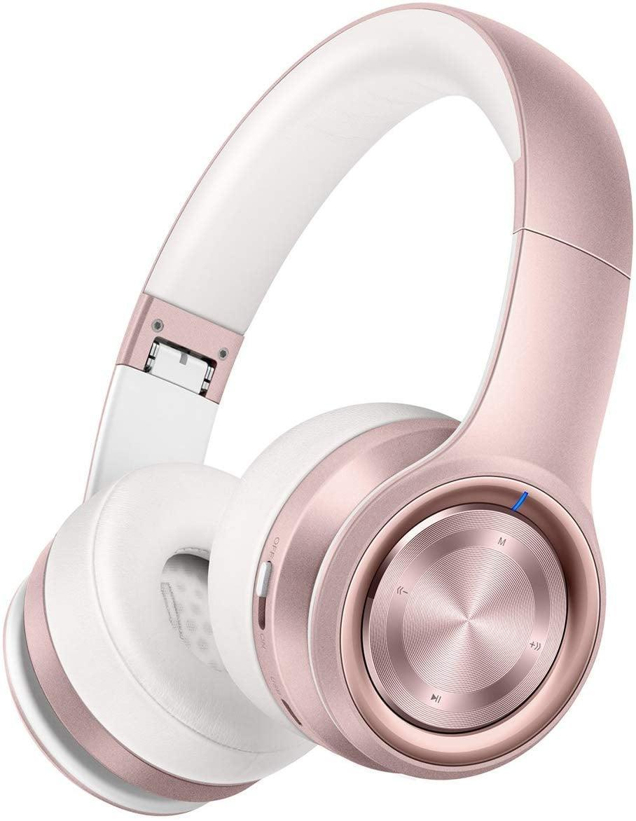 <p>Homework won't be such a drag when using these <span>Picun P26 Bluetooth Headphones</span> ($28).</p>