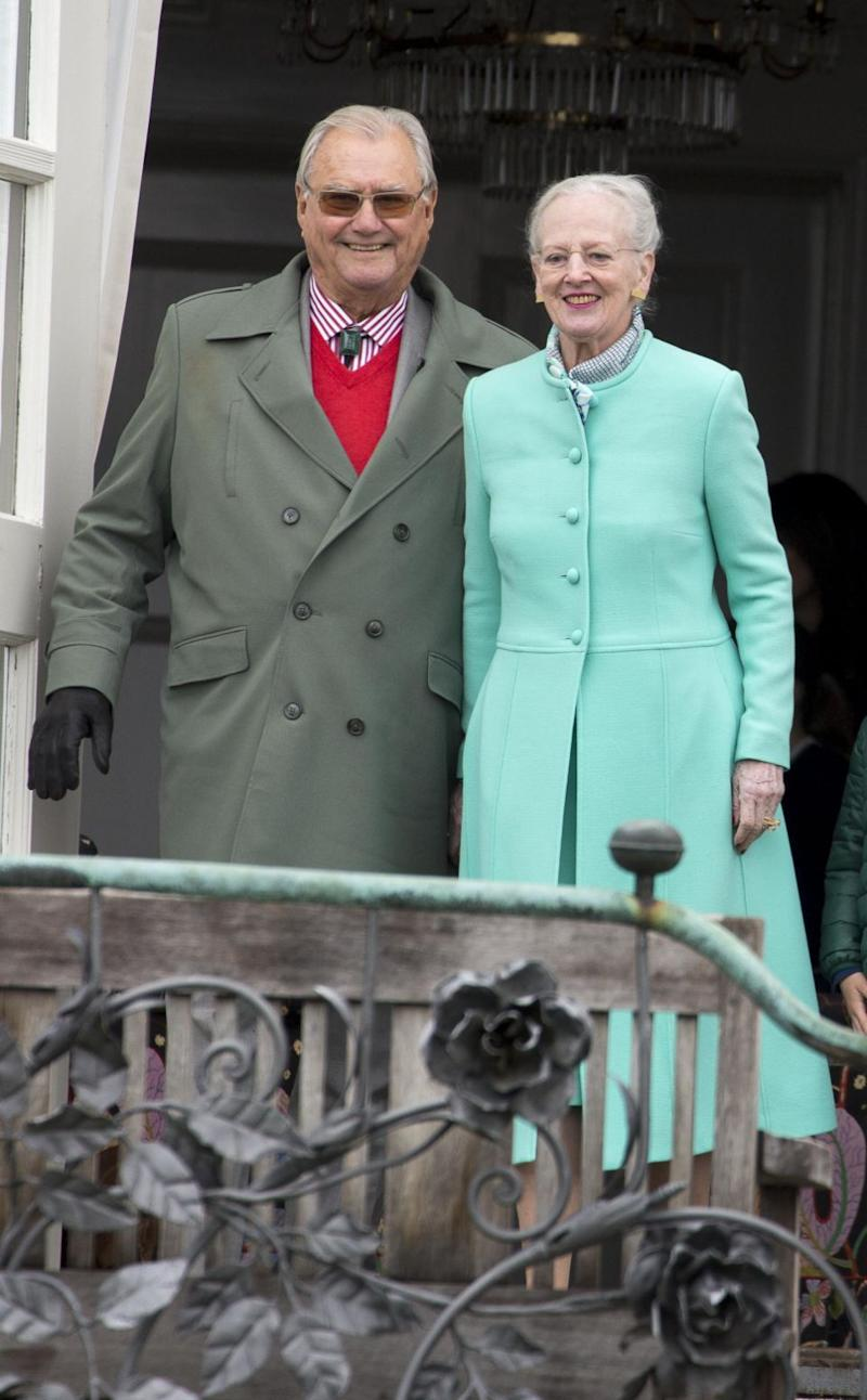 The Danish Queen's husband, Prince Henrik, has left hospital and returned to Fredensborg Castle, where he wishes to spend his final days. Photo: Getty Images