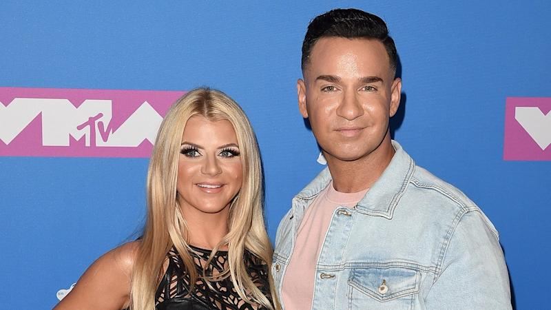 Mike 'The Situation' Sorrentino Celebrates Wedding Anniversary With Wife Lauren After Prison Release