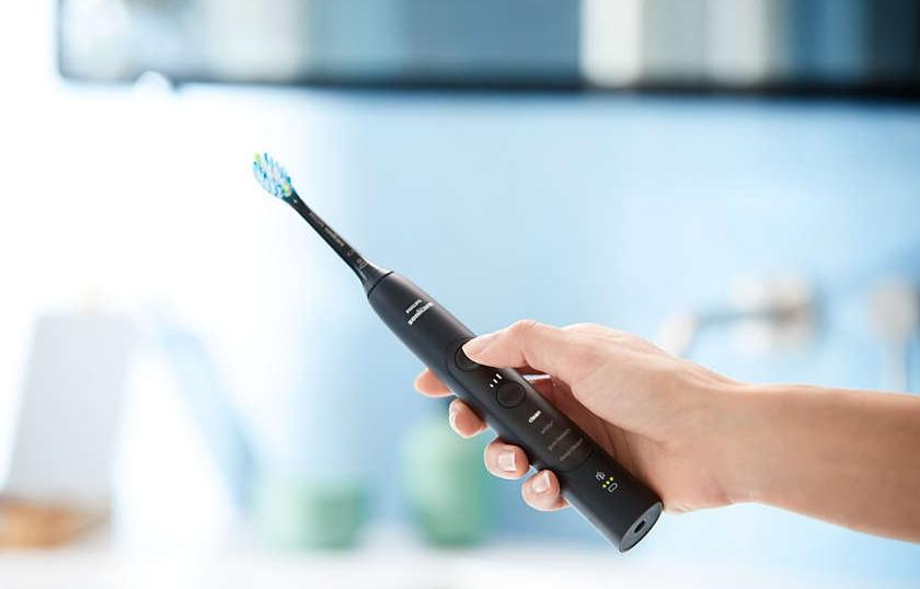 Snag $60 off this Philips Sonicare toothbrush, today only. (Photo: Amazon)