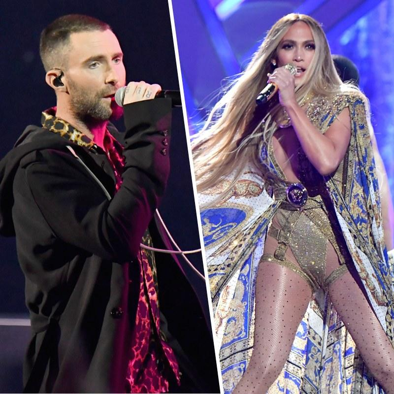 I'm Confused About Why Maroon 5 Is Doing the Super Bowl Halftime Show and Jennifer Lopez Isn't