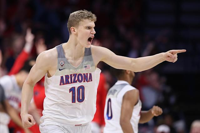<p>What's not to love about a 7-footer who shoots 42.8 percent from deep? Markkanen has been everything he was made out to be with the Wildcats, as the freshman has poured in 15.2 points and 7.5 rebounds a night. The son of former Kansas player Pekka Markkanen, Lauri has over many years developed the reputation of a gym rat. Defending players at the NBA level will be the next challenge for Markkanen, but he is certainly ready to take the next step after a standout rookie campaign at Arizona. </p>