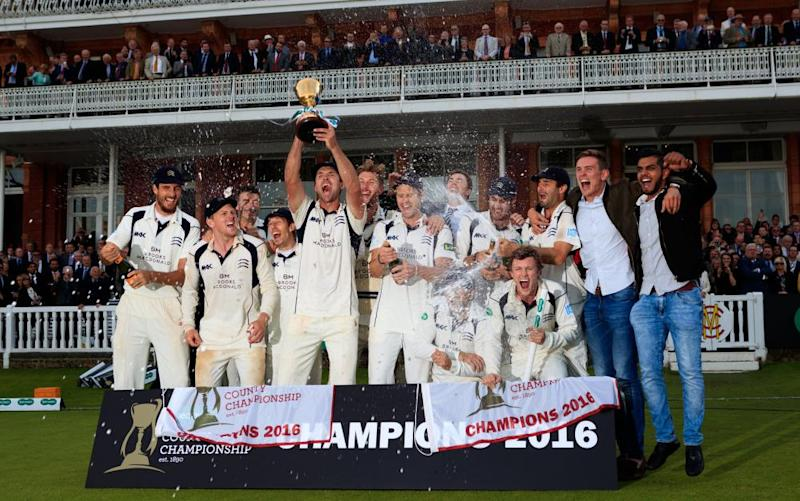 Middlesex provided an antidote to Yorkshire's championship dominance last summer