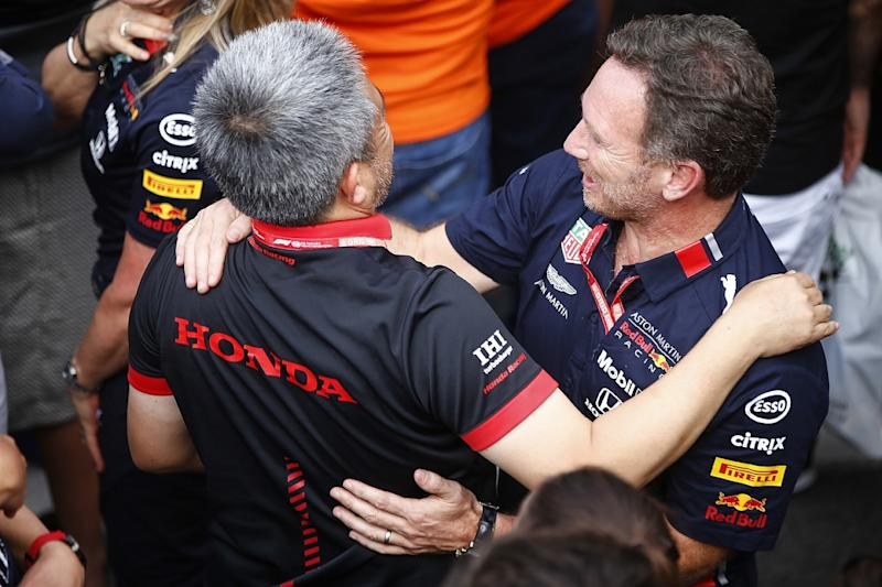 Red Bull: First year with Honda beyond expectations