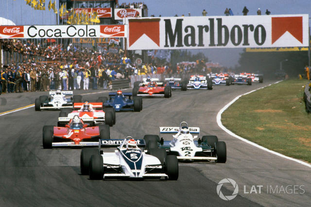 "1981: 15 gare - campione: Nelson Piquet <span class=""copyright"">LAT Images</span>"