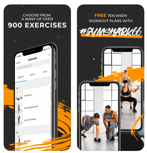 "<p>Structure your workouts, plan your sessions and watch the gains roll in. With hundreds of workouts designed by Gymshark athletes, like <a href=""https://www.menshealth.com/uk/nutrition/a757941/this-guy-ate-10000-calories-and-tried-burning-them-off/"" rel=""nofollow noopener"" target=""_blank"" data-ylk=""slk:Steve Cook"" class=""link rapid-noclick-resp"">Steve Cook</a>, you can also take it to the gym once you're ready. The app also includes step-by-step exercise breakdowns to help make any move seem approachable. </p>"