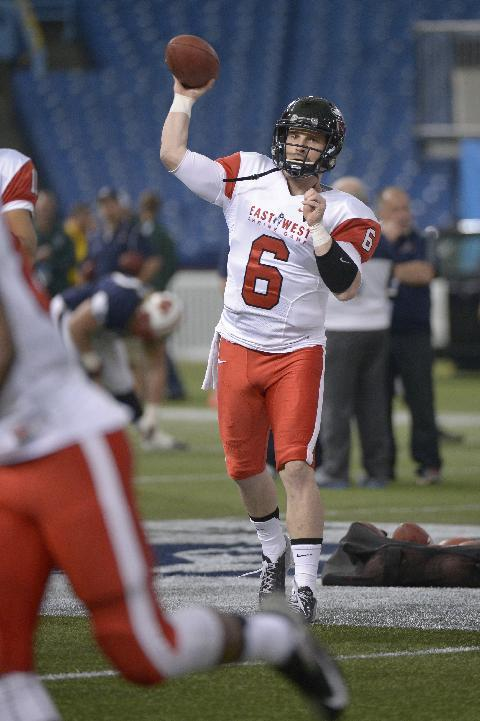 Garoppolo's TD pass helps East beat West 23-13