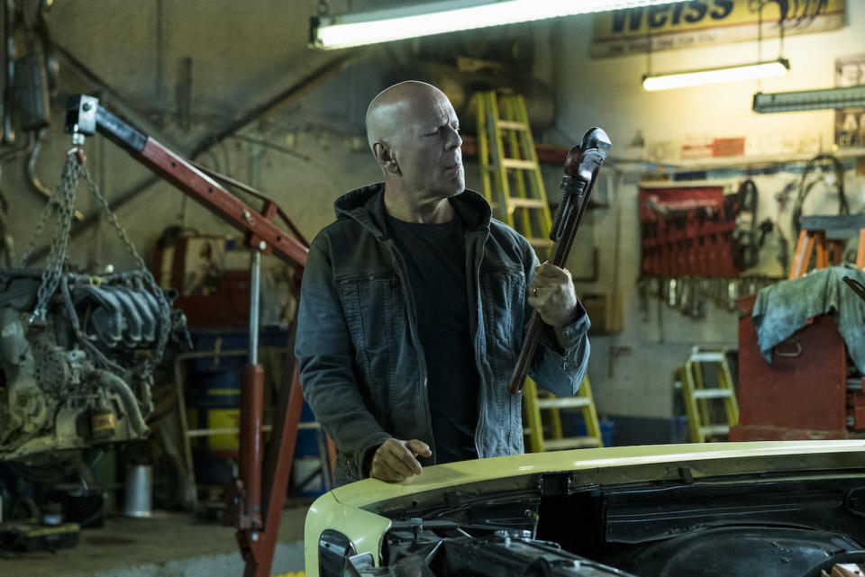 "Bruce Willis stars as Paul Kersey in ""Death Wish."" (Photo: Metro-Goldwyn-Mayer Pictures)"