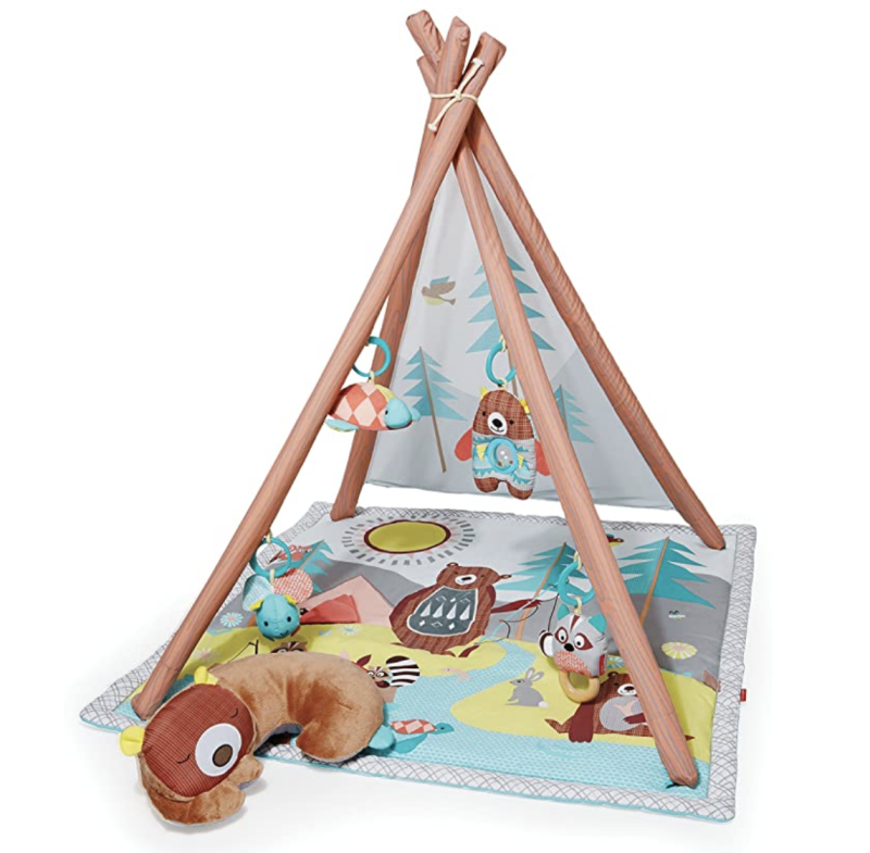 Skip Hop Camping Cub Activity Gym. (PHOTO: Amazon)