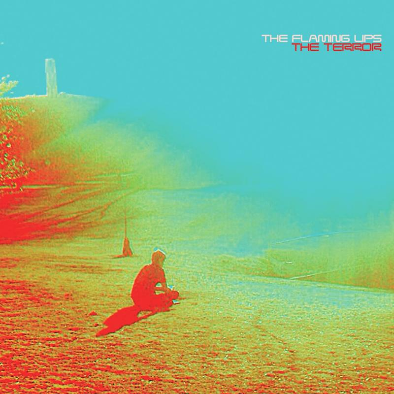 """This CD cover image released by Warner Bros. shows """"The Terror,"""" by The Flaming Lips. (AP Photo/Warner Bros.)"""