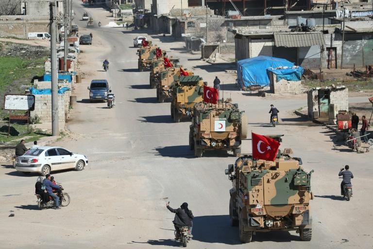 Ankara menace d'une offensive contre les Kurdes, Washington gronde — Syrie
