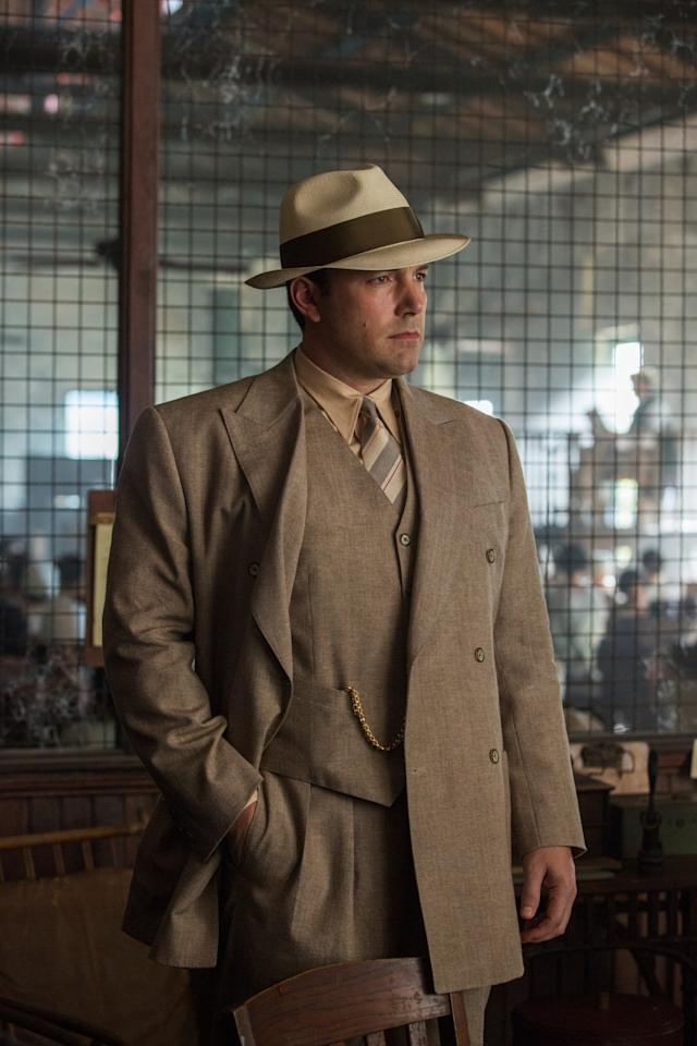 <p>Live by Night (Warner Bros Pictures) </p>