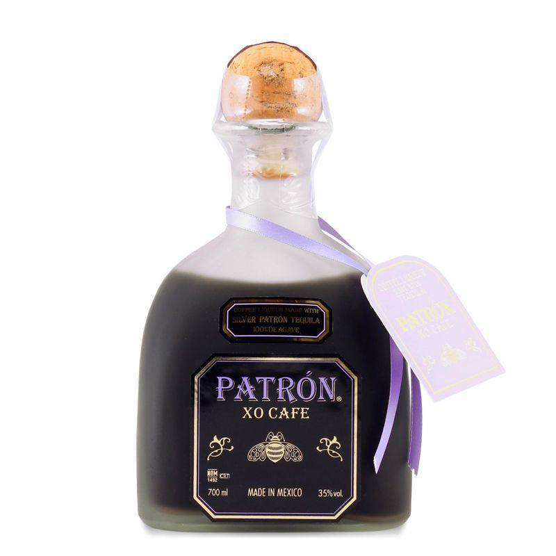 """<p><a class=""""link rapid-noclick-resp"""" href=""""https://go.skimresources.com/?id=127X678080&xs=1&url=https%3A%2F%2Fwww.majestic.co.uk%2Fspirits%2Fpatron-xo-cafe-tequila-50584"""" rel=""""nofollow noopener"""" target=""""_blank"""" data-ylk=""""slk:SHOP"""">SHOP</a></p><p>One to hide when all your friends pile back to your flat for drinks, Patrón XO Cafe tequila knew what made an espresso martini work before everyone else caught on.</p><p>£25, <a href=""""https://go.skimresources.com/?id=127X678080&xs=1&url=https%3A%2F%2Fwww.majestic.co.uk%2Fspirits%2Fpatron-xo-cafe-tequila-50584"""" rel=""""nofollow noopener"""" target=""""_blank"""" data-ylk=""""slk:Majestic"""" class=""""link rapid-noclick-resp"""">Majestic</a></p>"""