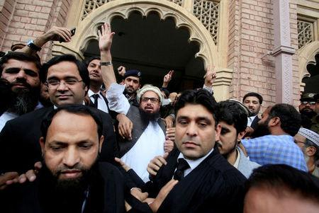Hafiz Saeed approaches Lahore Court to avoid arrest