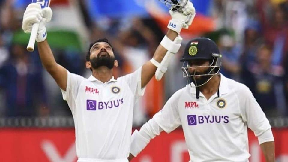 Rahane enters the MCG honors board for the second time