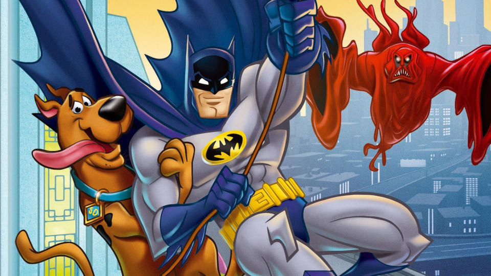 'Scooby-Doo & Batman: The Brave and the Bold'. (Credit: DC/Warner Bros)