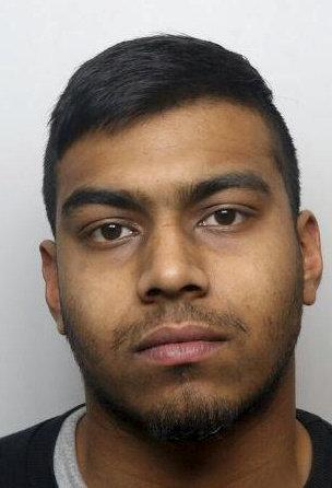 Mohammed Hussain was jailed for 12 years. (SWNS)