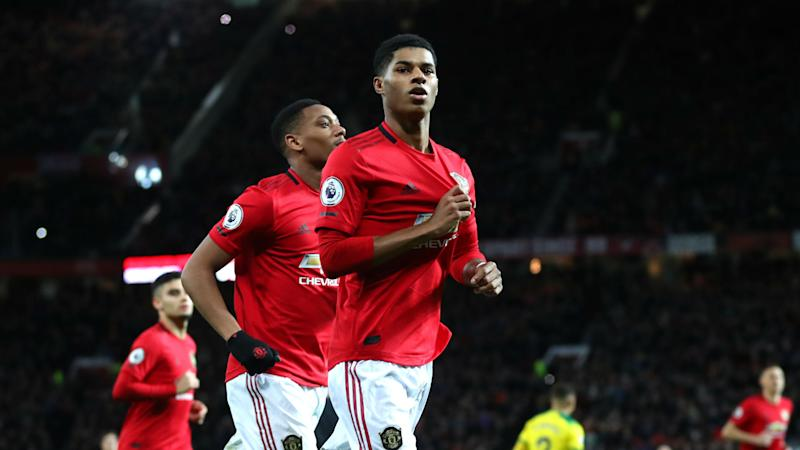 Rashford can become one of the world's best attackers – Man Utd team-mate Matic