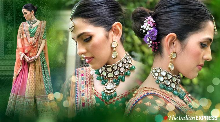 Shloka Mehta, Shloka Mehta make up, Shloka Mehta makeup artist, Shloka Mehta fashion, ambani fashion makeup, indian express news