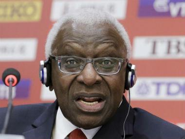 Former IAAF president Lamine Diack's trial for doping corruption involving Russian athletes commences in Paris