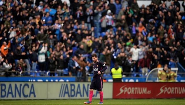 <p>Apart from their magical victory at the Camp Nou against PSG, one wouldn't say that Barcelona is in the form of their life recently. And that says a lot, since they've won seven of their last ten games. </p> <br><p>Losing their last game against La Coruna, Barcelona proved that they're going through a kinda tough period at the moment, with a lot of tactical changes and a huge calling into question after the first PSG game. They've pulled it together since then, but never really getting a convincing victory in La Liga. It will be interesting to see how they'll manage their quarter final. </p>